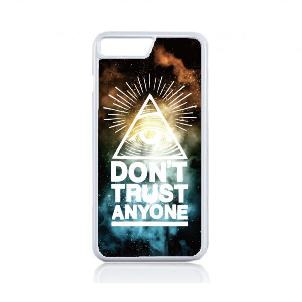 iPhone・iPod touch 6 用ハードケース 【フリーメイソン freemason イルミナティ illuminatiプロビデンスの目 DON'T TRUST ANYONE】05