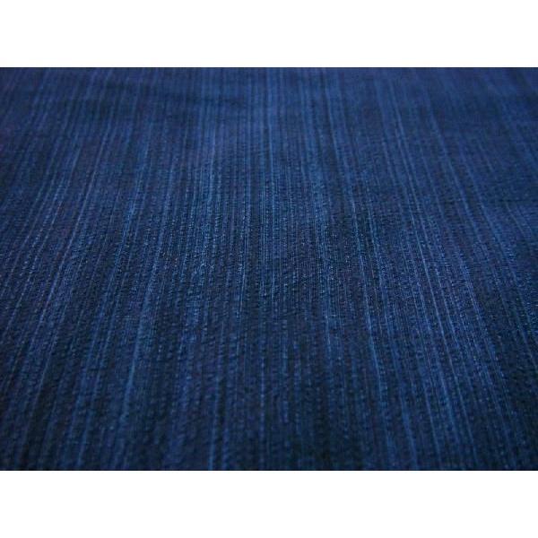 藍染雨絣シジラ(SJ20174009)|aiira-ensyu|02