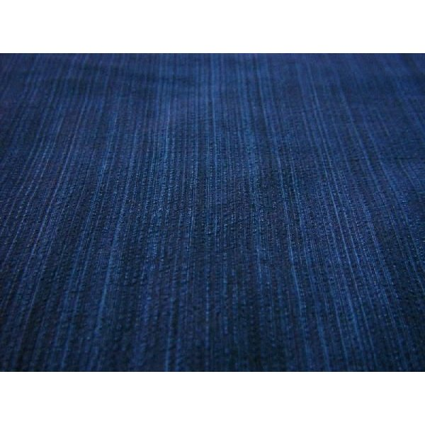 藍染雨絣シジラ(SJ20174009)|aiira-ensyu|03