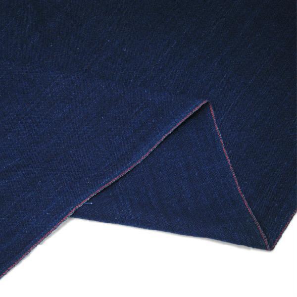 藍染正紺オックス(US20202122)|aiira-ensyu