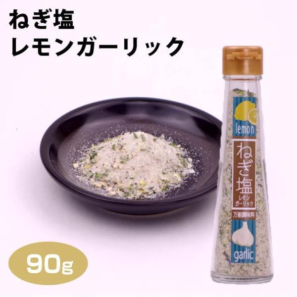 ねぎ塩ガーリック 90g 万能調味料 ねぎ 塩 レモン にんにく ガーリック 食卓商品 下味  味付け 隠し味 お家ごはん バーベキュー キャンプ 粉
