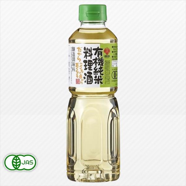 有機純米料理酒 500ml 盛田