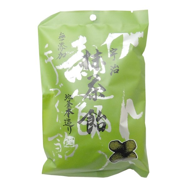 宇治抹茶飴 100g 井関食品
