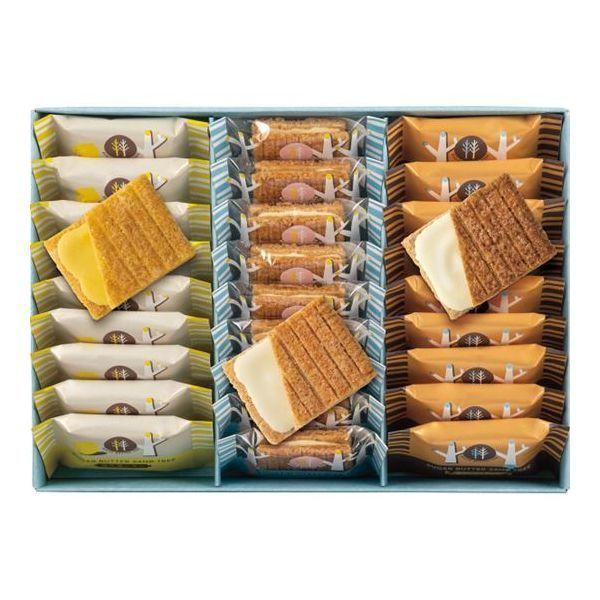 お中元 2021 お菓子 シュガーバターの木詰合せ(27個入) SS-C0(送料無料 送料込※沖縄 離島除く※お中元以外対応不可)