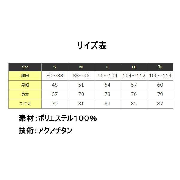 ファイテン Phiten RAKUシャツ SPORTS(吸汗速乾) 長袖|aimagain|04