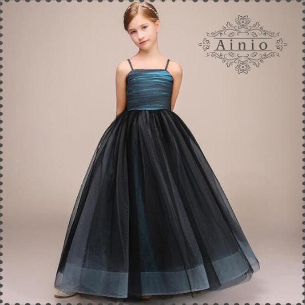 935a0fb533e65 豪華 子供ドレス 発表会 ピアノドレス 女の子 ロングドレス 結婚式 七五三 演奏会 入学 ...