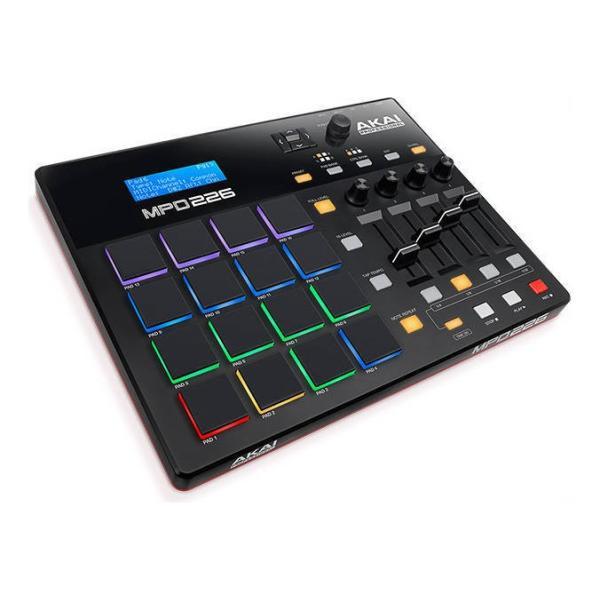 AKAI Professional MPD226 / USB - MIDIパッドコントローラー