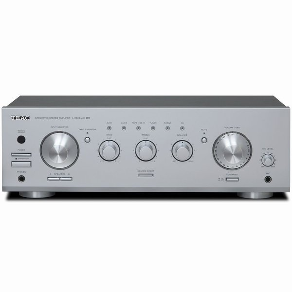 TEAC A-R630MKII マイクミキシング機能搭載 プリメインアンプ A-R630MK2