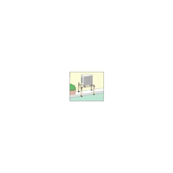 クーラーキャッチャー平地用(高さ500mm)C-NG5|aircon-station|02