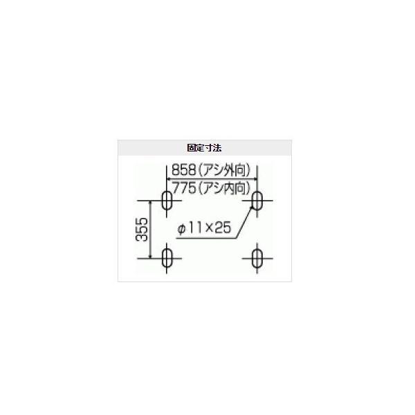 クーラーキャッチャー平地用(高さ500mm)C-NG5|aircon-station|04