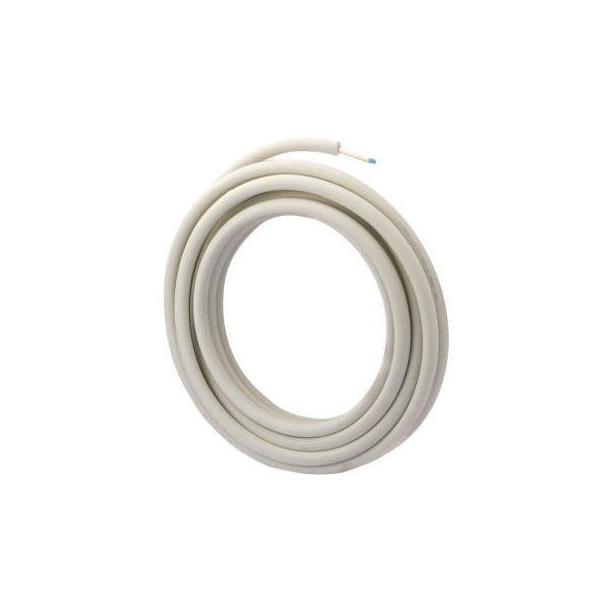因幡電工 被服銅管 ネオコイル 2分 NC−220−S(20m巻)|aircon-station