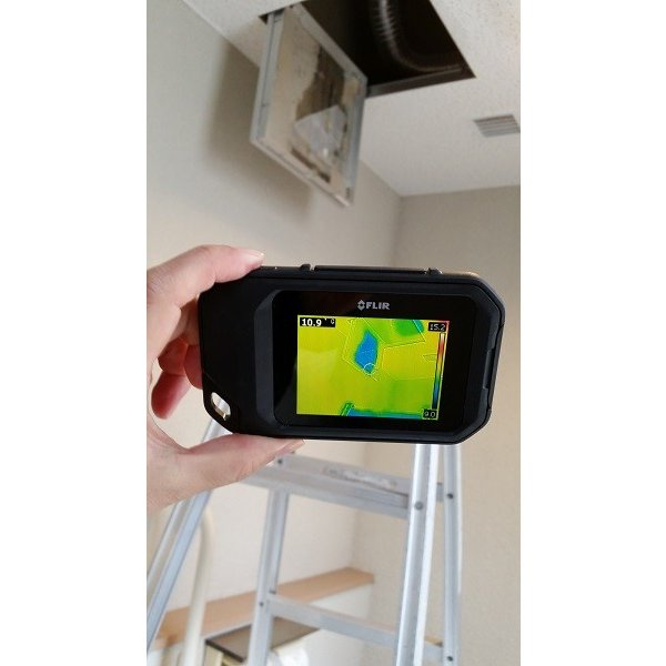 送料無料!! タスコ コンパクト高性能サーモグラフィカメラ(FLIR C2) TA410FC|aircon-station|04