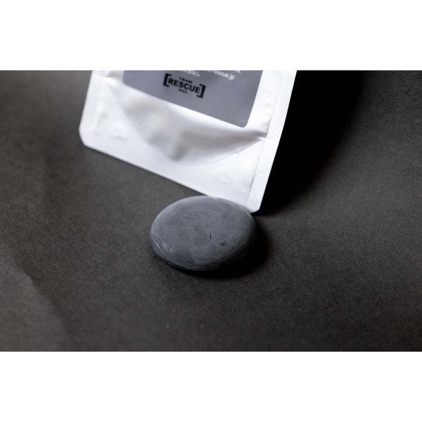春と仲良く滑る汚れた雪や止まる雪を改善する【黒固形】別名お絵かきワックス|チームレスキューワックス(TEAM RESCUE WAX)|airou-japan|03