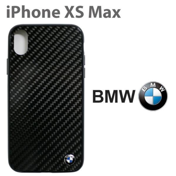 BMW iPhoneXS Max ハードケース 公式ライセンス品 アイフォンケース リアルカーボン ブランド メンズ|airs