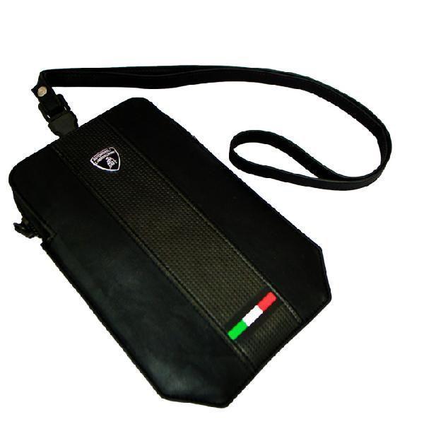ランボルギーニ公式スマホ用ポーチ&パスポート・フォルダー 18%OFF セール ダメージ型紙のため airs 02