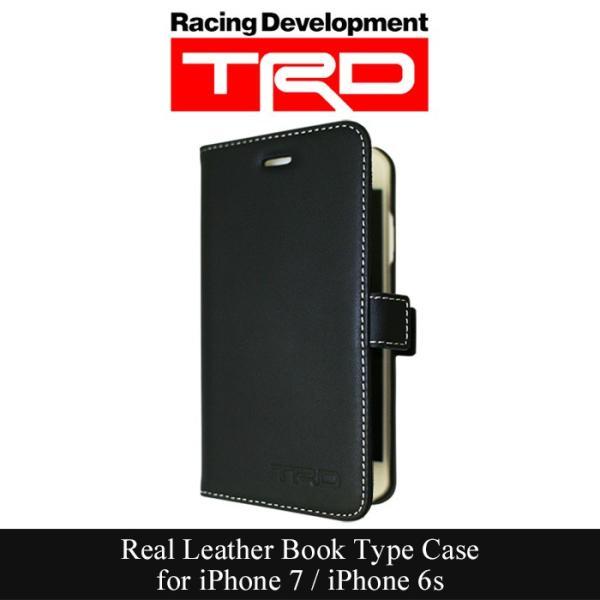 TRD iPhone7/6s手帳型ケース