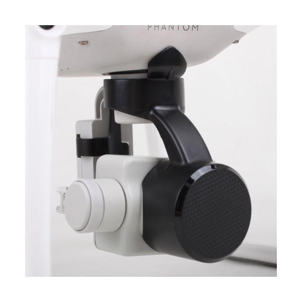 Nancy DJI phantom4PRO V2 (Advancedにも) ジンバルカメラ保護カバー 13503|airstage