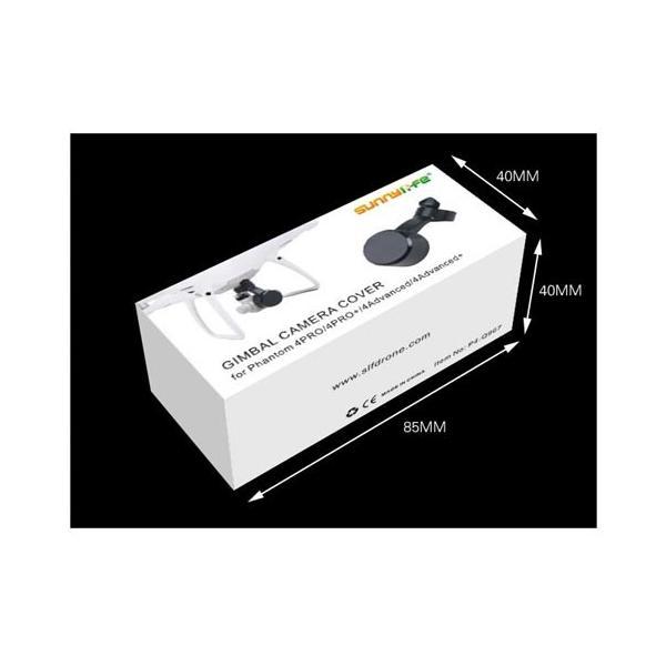 Nancy DJI phantom4PRO V2 (Advancedにも) ジンバルカメラ保護カバー 13503|airstage|04
