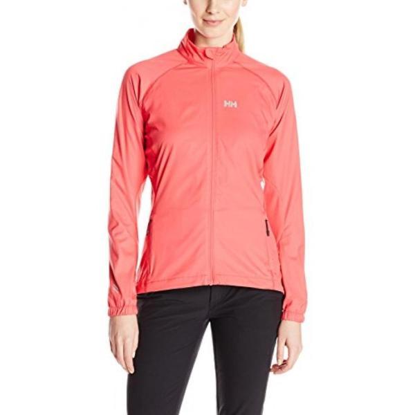 Helly Hansen Women's Aspire Solli Jacket, Pink Glow, X-Large