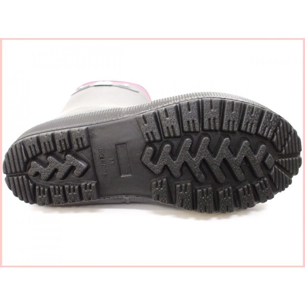 レディース 長靴 冬用 冬物 防寒 レインブーツ マウンテンビレッジ 470 ダークブラウン N