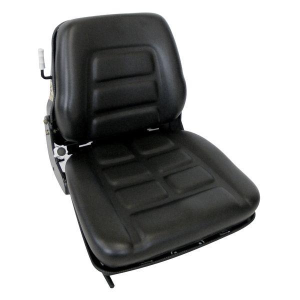 【送料無料】1番人気★交換用座席1型★3段切替簡易サスペンション付・背もたれ角度無段階調整付シート|aishinshop|02
