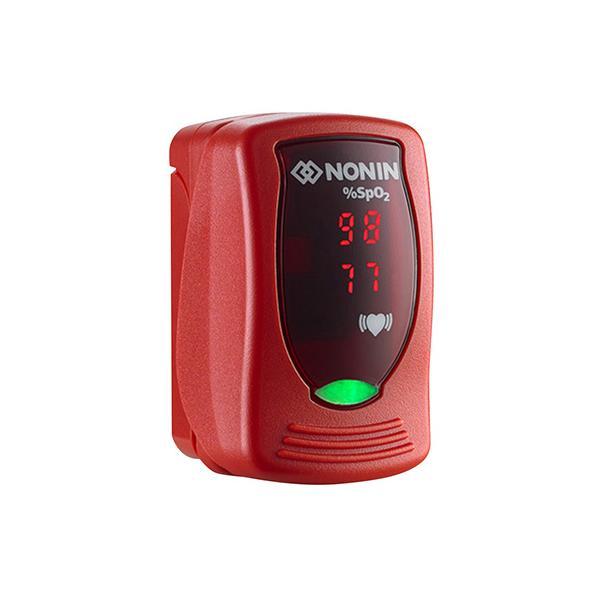 パルスオキシメータ オニックス Vantage 9590 赤 パルスオキシメータ 医療機器 血中 酸素濃度 計