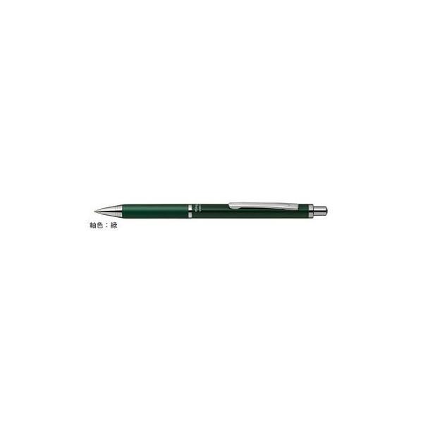 フォルティア300 [黒] 0.7mm 緑 BA80-G
