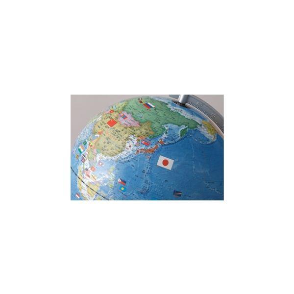 レイメイ 国旗イラスト付地球儀 OYV321 aisol33 02