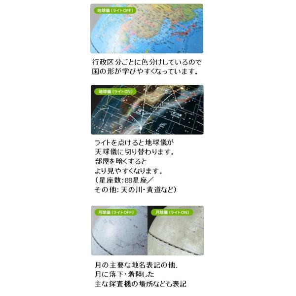 レイメイ ライト付き 二球儀 OYV273|aisol33|03