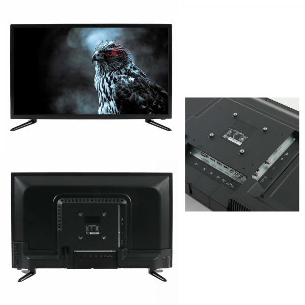テレビ TV 32型 32インチ 液晶テレビ ハイビジョン HDD録画 外付けHDD録画対応 小型 壁掛け 一人暮らし 地上デジタル FH3212G LEDバックライト搭載|aistore2019|02