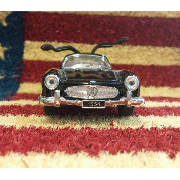 KiNSMART製 プルバックミニカー 1954 メルセデスベンツ 300SL シルバー・ブラック aiwa-corp-net 03