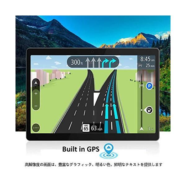 タブレット10インチ ZONKO Android 9.0 タブレット、32GB、3G電話タブレット、デュアルSimカード、2MP/5MPデュアルカメラ|aiz|03