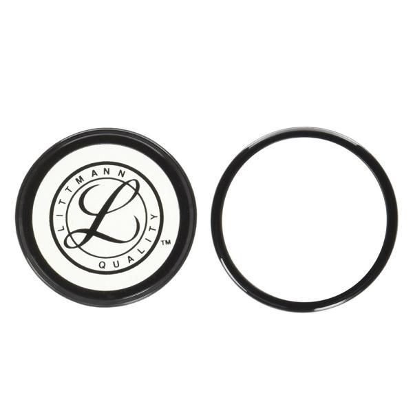 3Mリットマン聴診器用リムブラック36458-ダイヤフラムブラック71492セット aizen-shop