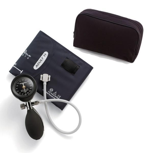 税込 血圧計ウェルチアレンDS55成人用 中 カフ付ブラックDS-5501-189_送料無料 一部地域を除く セール品 -WelchAllyn