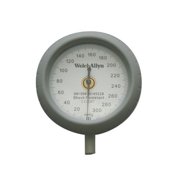 アネロイド血圧計-AIZENギヤフリー_ナイロン製タイコス型カフGF700-01グレー|aizen-shop|02