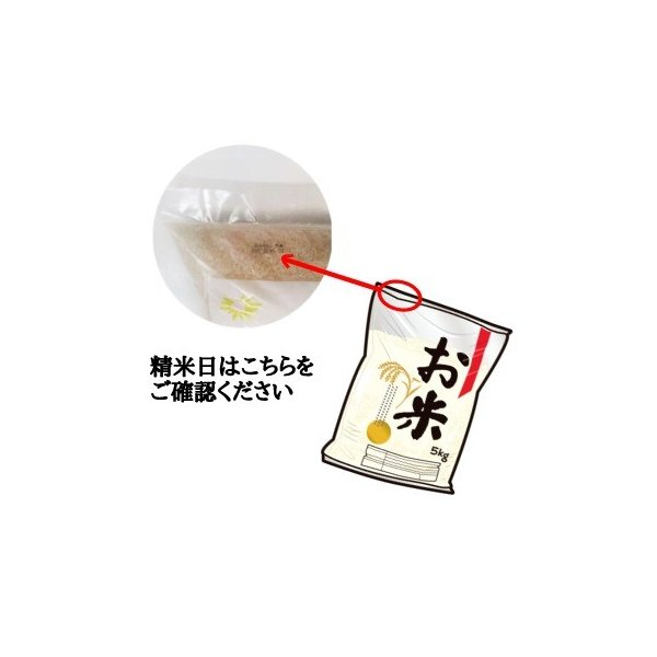 コシヒカリ お米 30kg (10kg×3袋) 精白米 福島県産 令和元年産 送料無料|aizu-crops|02