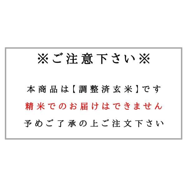 ふくしまプライド。体感キャンペーン(お米) ひとめぼれ お米 調整済玄米 キラッと玄米30kg  平成30年 福島県産 送料無料 あすつく|aizu-crops|07