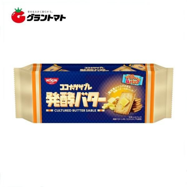 ココナッツサブレ 発酵バター 20枚入(1ケース36個入り)日清シスコ  【同梱不可】
