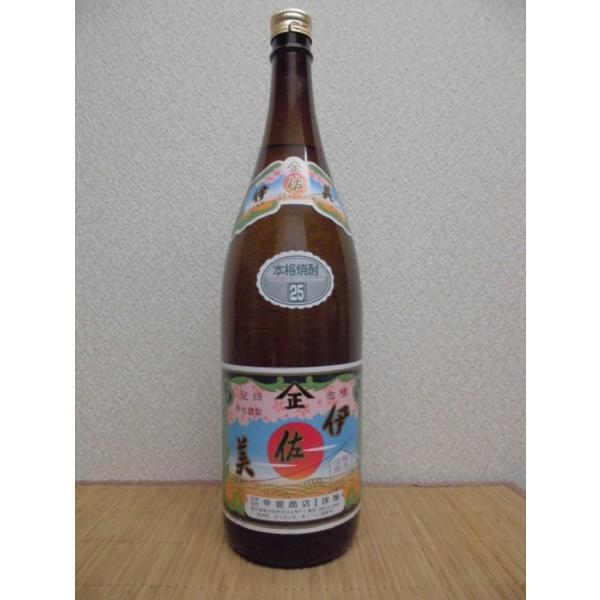 焼酎 伊佐美 芋焼酎 25度 1.8L瓶 鹿児島県|ajima-saketen