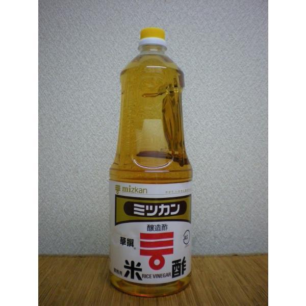 ミツカン 米酢 1.8Lペットボトル