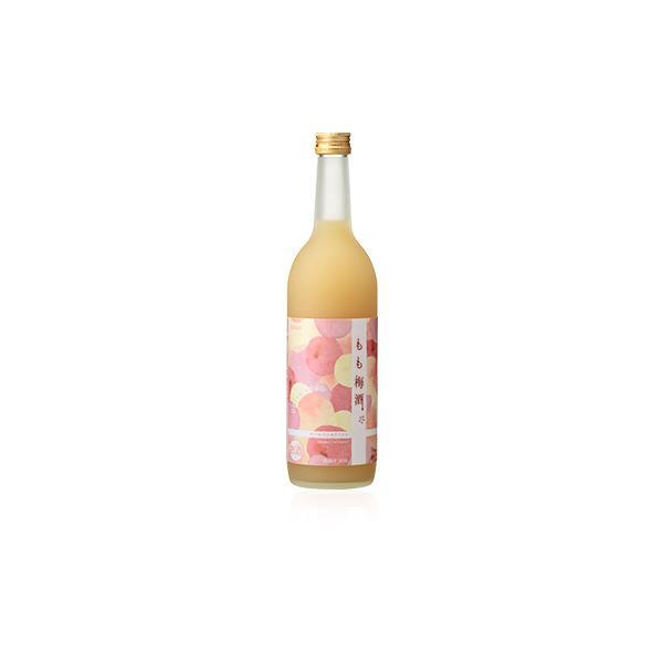 家飲み 大関 もも梅酒 桃果汁30% 720ml瓶 8度 「桃ピューレ・梅」は和歌山県産使用