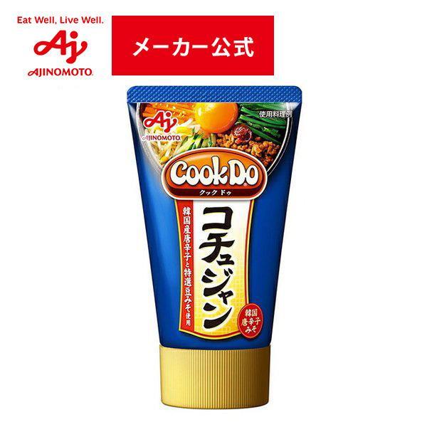 「CookDo」 コチュジャン90gチューブ