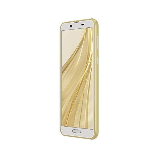 シャープ AQUOS sense2 SH-M08 アッシュイエロー5.5インチ SIMフリースマートフォン[メモリ 3GB/ストレージ 32GB/IG|ajplaza|02