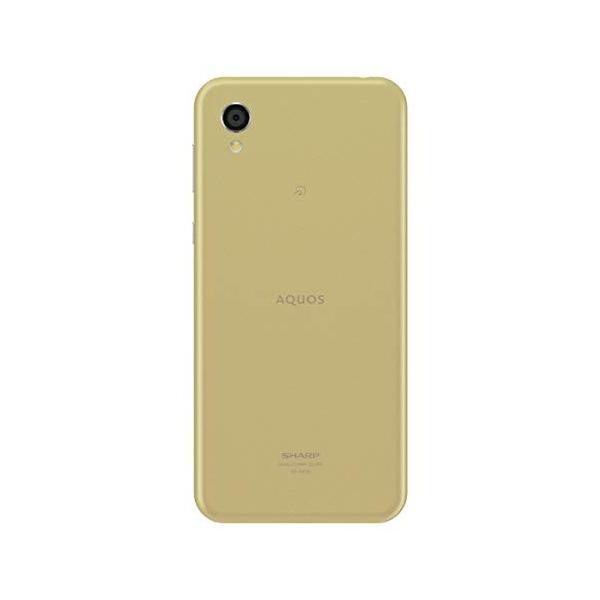 シャープ AQUOS sense2 SH-M08 アッシュイエロー5.5インチ SIMフリースマートフォン[メモリ 3GB/ストレージ 32GB/IG|ajplaza|03