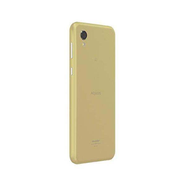 シャープ AQUOS sense2 SH-M08 アッシュイエロー5.5インチ SIMフリースマートフォン[メモリ 3GB/ストレージ 32GB/IG|ajplaza|04