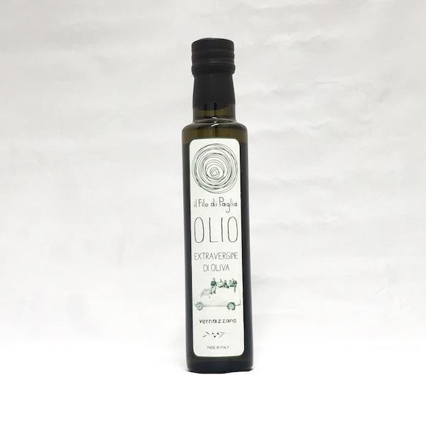 オリーブオイル IL FILO DI GLIA (イルフィーロディパーリアわら1本) イタリア産 250ml