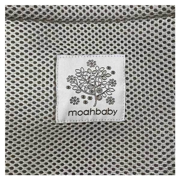 抱っこ紐 新生児 コンパクト 簡単 moahbaby ヤトミ ベビーキャリア|akachandepart|17