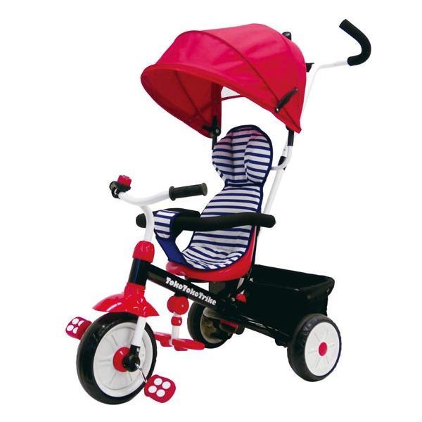 三輪車 1歳 2歳 3歳 おしゃれ 子供用 ベビー キッズ baby kids 自転車 トコトコトライク【プレゼント】 クリスマス プレゼント 2019|akachandepart|12