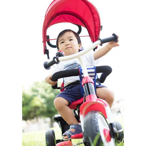 三輪車 1歳 2歳 3歳 おしゃれ 子供用 ベビー キッズ baby kids 自転車 トコトコトライク【プレゼント】 クリスマス プレゼント 2019|akachandepart|04