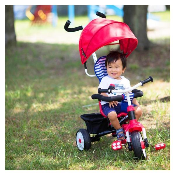 三輪車 1歳 2歳 3歳 おしゃれ 子供用 ベビー キッズ baby kids 自転車 トコトコトライク【プレゼント】 クリスマス プレゼント 2019|akachandepart|08